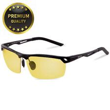 5331f1dd48c Duco Men s Night vision Glasses Anti-glare Driving Eyewear Polarized 8550