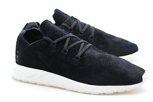 0 Adidas Premium Consortium x Wings And Horns Men ZX Flux X black BB3751