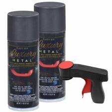 Plasti Dip Luxury Metal Spray 2 11oz Cans With Cangun Trigger Black Sapphire