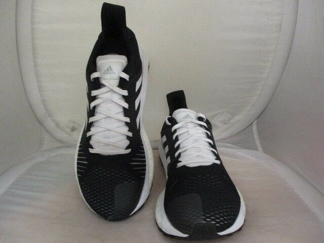 Adidas SolarGlide ST Ladies Running Trainers US 8 REF 3816