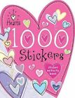 1000 Stickers I Love Hearts by Thomas Nelson (Paperback / softback, 2014)