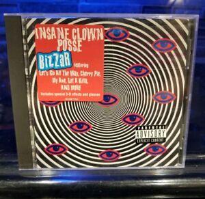 Insane-Clown-Posse-Bizzar-CD-Promotional-Copy-rare-twiztid-esham-dark-lotus