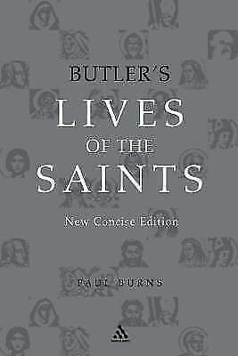 1 of 1 - Butler's Lives of the Saints