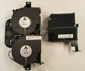 Delta-BFB1012EH-3-Wire-Blower-Fan-LOT-OF-2