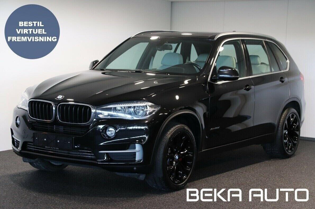 BMW X5 3,0 xDrive30d aut. 5d - 3.495 kr.