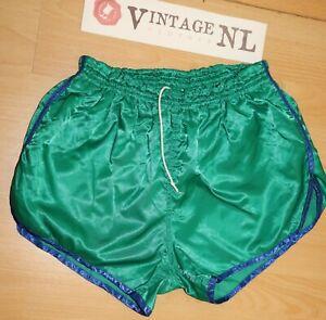 ALSA-80er-GLANZ-HERREN-Shorts-Gr-D7-L-Sprinter-Sporthose-kurze-Hose