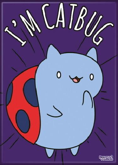 Bravest Warriors I'm Catbug Image Refrigerator Magnet Adventure Time NEW UNUSED