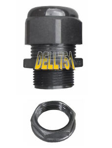 M20 Cable Glándula IP68 nominal .6-12MM CG20A Paquete De 2