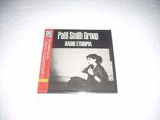 PATTY SMITH GROUP - RADIO ETHIOPIA - JAPAN CD MINI LP