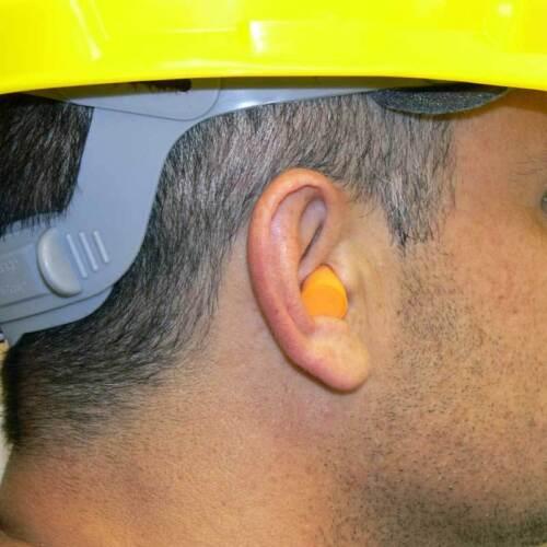 EarPlugs foam soft Orange sleep travel noise shooting 400 ear plugs