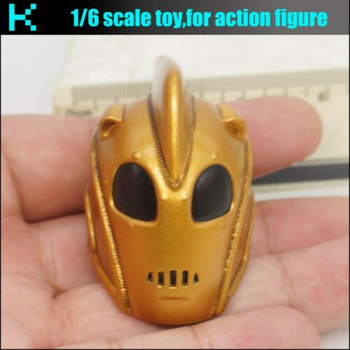 Small rocketeer helmet W 62-13 1//6 scale action figure