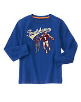 Gymboree Strait A Athletes Touchdown Football Top Tee Size 5