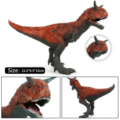 Carnotaurus Carnosaurs Dinosaur Figure Animal Model Toy Collector Decor Gift New