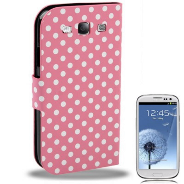 Phone Cover Case Cover Case for Mobile Phone Samsung Galaxy S3 i9300 Pink