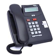 Fully Refurbished Nortel T7100 Display Phone Nt8b25 Charcoal