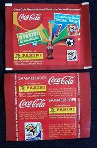Panini-WM-2010-1-Tuete-Cola-Klose-Salto-World-Cup-10-Bustina-Pochette-Packet