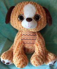 Jumbo PLUSH DOG Muffin 28 Inch Huggable Stuffed Animal by Hug Fun Intl.