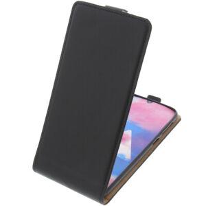 Custodia-per-Samsung-Galaxy-M30-Cellulare-Modello-Flip-Case-Protettiva-Nero