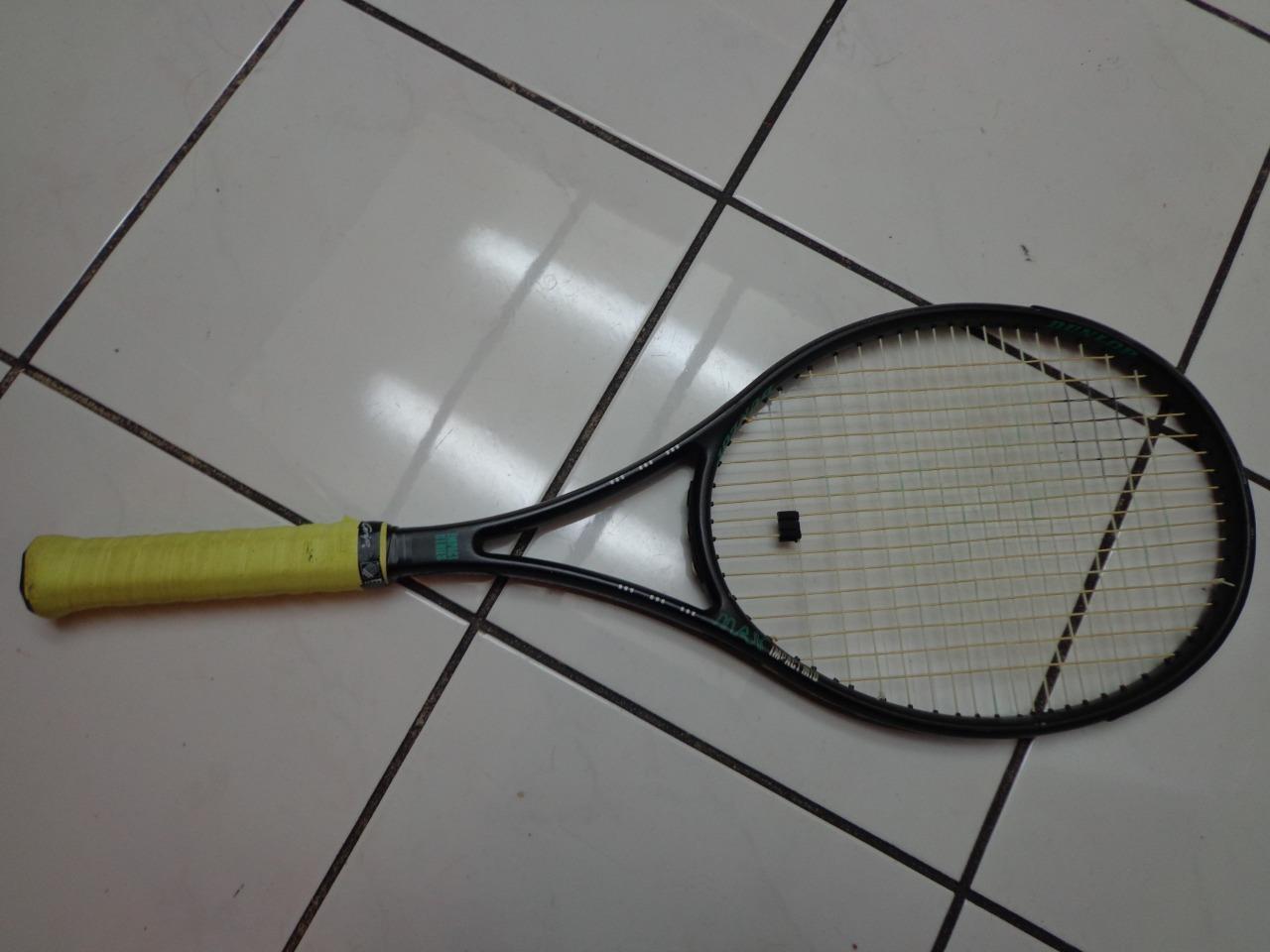 Dunlop MAX Impact Mid 4 3 8 grip Tennis Racquet