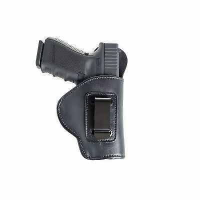 Active Inside The Pants (iwb) Soft Leather Holster For Fn Fnx-9 & 40. Conceal Carry