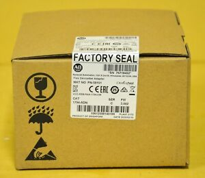 New Sealed 2020 Allen Bradley 1794-ADN Flex DeviceNet Adapter Series C