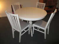 Table Et Chaises Ikea Kijiji In Ontario Buy Sell Save With Canada S 1 Local Classifieds