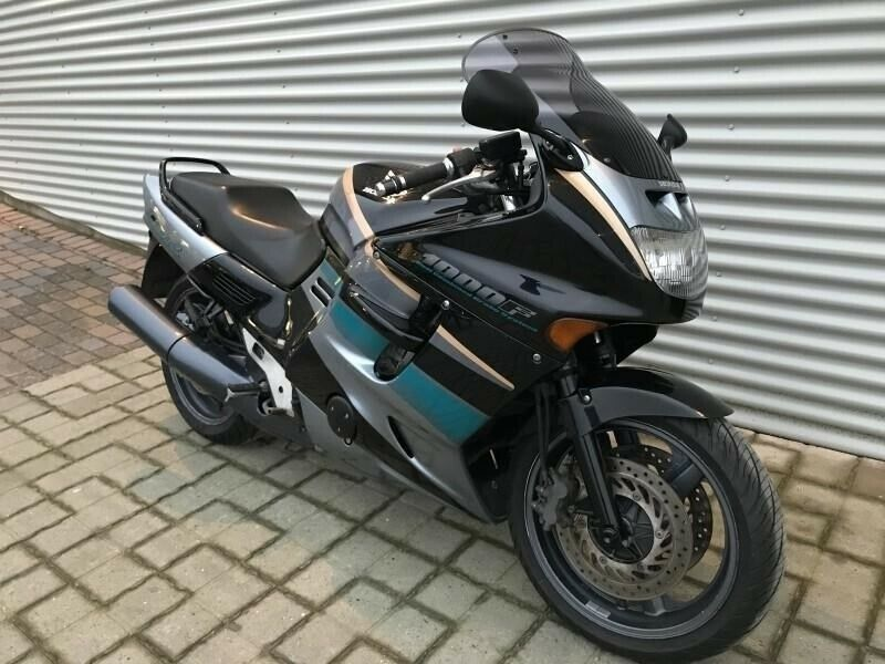 Honda, CBR 1000 F, ccm 998