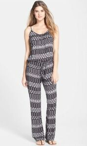 6a47a379b5391 Details about Red Carter Griffin Cover-up Jumpsuit - M