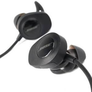 3391f76bfc4 Image is loading Bose-SoundSport-wireless-bluetooth-headphones-sport- earphone-BLACK