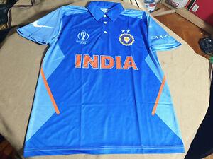 TEAM-INDIA-CRICKET-TEAM-2019-WORLD-CUP-ODI-T20-JERSEY-TSHIRT-TRUE-UK-SIZES-MLXL