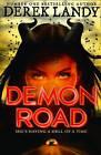 Demon Road (the Demon Road Trilogy, Book 1) by Derek Landy (Paperback, 2015)
