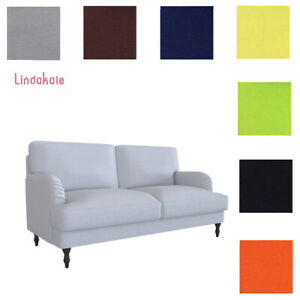 Custom-Made-Cover-Fit-IKEA-Stocksund-Loveseat-Two-Seat-Sofa-Replace-Sofa-Cover