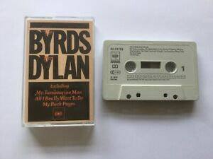 THE-BYRDS-BYRDS-PLAY-DYLAN-CASSETTE-ALBUM-FULLY-PLAY-TESTED-1979-CBS-INLAY