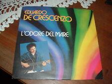 """EDUARDO DE CRESCENZO """" L'ODORE DEL MARE """" ITALY'87"""
