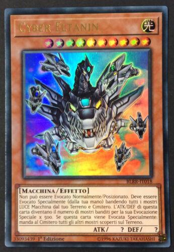 CYBER ELTANIN  in Italiano BLRR-IT018 Ultra Rara YUGIOH