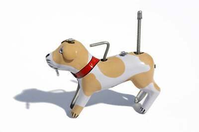 "жестяные игрушки * Blechspielzeug  HUND /""Crazy Dog/"" °°  75070681  Tin Toy"