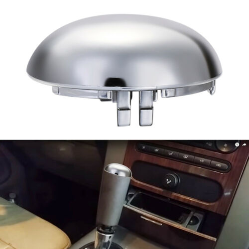 Replacement Shift Knob Chrome Plated Cap for 2004-2006 Ford F-150 # 4L3Z-7213-BA