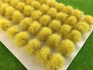Big Corn Yellow Static Grass Tufts 10-12 Mm-model Railway Scenery Wargame Bushes-afficher Le Titre D'origine Les Consommateurs D'Abord