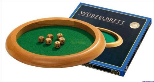 Würfelbrett groß Würfelteller Würfelbrett Brettspiel Würfelunterlage