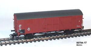 Marklin-00794-18-vagones-de-carga-Ged-Dresden-NUEVO-EN-EMB-orig