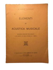 Elementi-di-Acustica-Musicale-Romolo-Giraldi-Alberto-De-Santis-1935