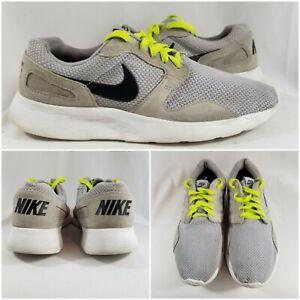 Nike-Roshe-Kaishi-Grey-White-Running-Shoes-Sneakers-654473-009-Mens-9-5