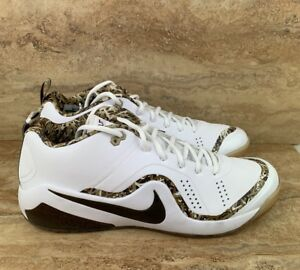 82f0e539a7e8 Nike Force Zoom Trout 4 Turf ASG Men s Baseball White Desert Camo