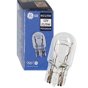 Ge-General-Electric-w21-5w-12v-21-5-W-zocalo-w3x16q-ZB-luz-de-estacionamiento-bv1