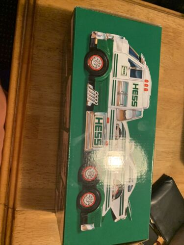 2016 Edition HESS Toy Truck and Dragster Brand New in Box Collectible