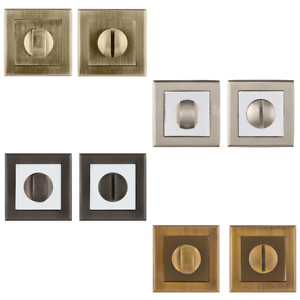 Bathroom-Door-Thumb-Turn-Release-for-Privacy-Lock-Deadbolt-Square-Rose