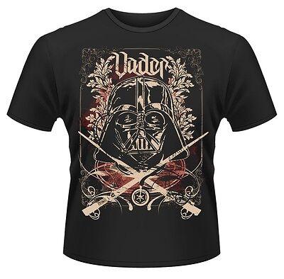 Star Wars 'Metal Vader' T-Shirt - NEW & OFFICIAL!