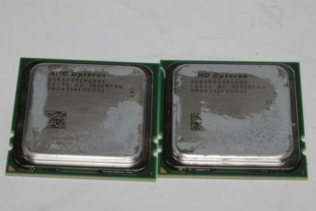AMD Opteron 8393 SE 3.1GHz OS8393YCP4DGI Quad-Core CPU Processor