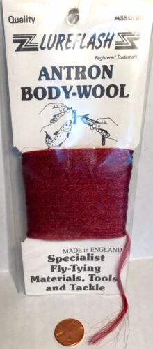 Wool Choice of Color One Package LureFlash Antron Body