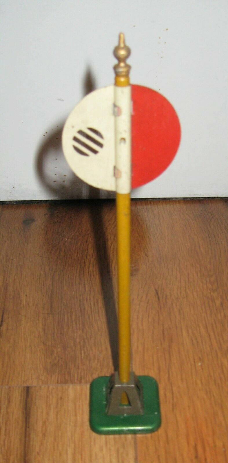 Antique Prewar Bing German Signal Marklin Station Bub Fandor Kibri Semaphore VTG